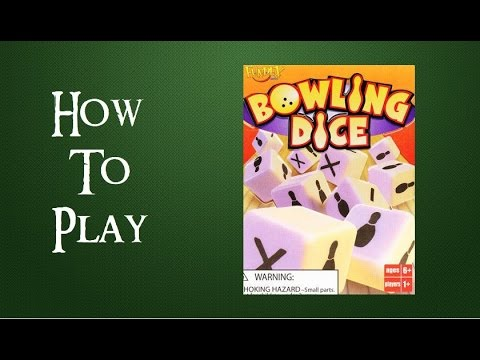 How To Play Bowling Dice: Quick Tutorial
