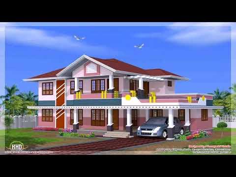 4 Bedroom House Plans In Kerala Model