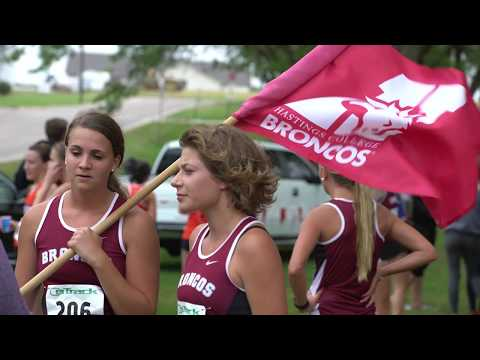BOOST Cross Country Hastings College