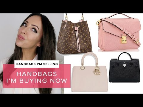HANDBAGS I'M SELLING & BUYING | Diorever, Pochette Metis Empreinte, Chanel Boy