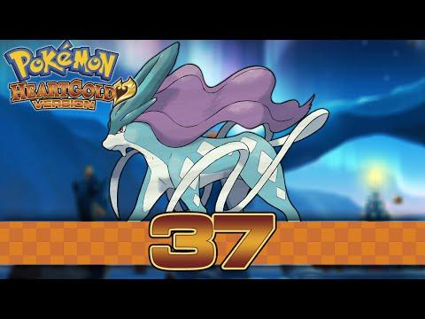 Pokemon HeartGold - Part 37 - Suicune!