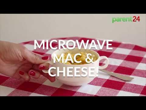 #ParentingHacks: 5-minute microwave mac & cheese