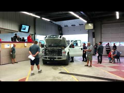 Winnipeg car auction