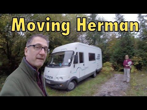Herman's VLog : Moving Herman