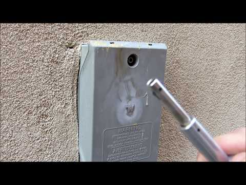 Cable Box key/Tool demonstration