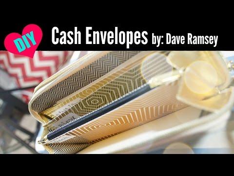 DIY Cash envelope system: By DAVE RAMSEY