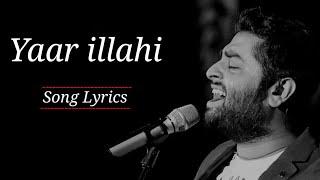 Arijit Singh: Yaar illahi - Qawwali   Katyar Kaljat Ghusli   Kya Hai Ye Duniya ?