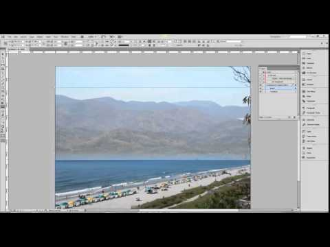 InDesign: How to blend two images together