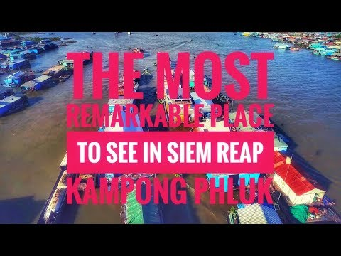 Sleeping on the boat in  the Hammock at Floating Village | PART #1
