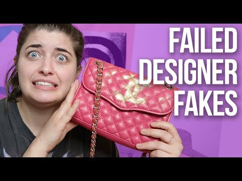 This is Totally a Chanel Bag, I Promise! - DIY Designer Dupes | HISSYFIT