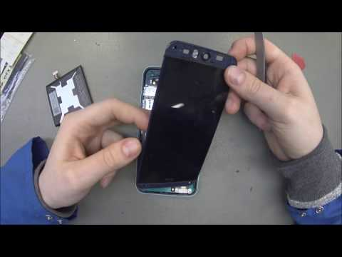 HTC Desire Eye  Disassembly/replace display modul + battery