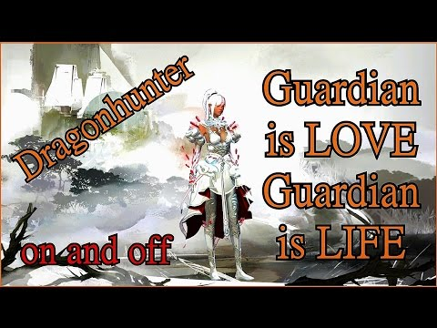 Guild Wars 2 - Guardian / Dragonhunter PvP at its best