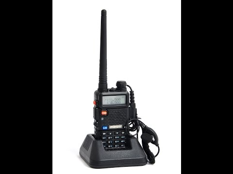 What frequencies do you need to program into your emergency radio