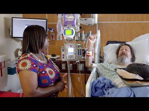 Parkland Health - Nurse LaShonda Rice with RN Care Care Management