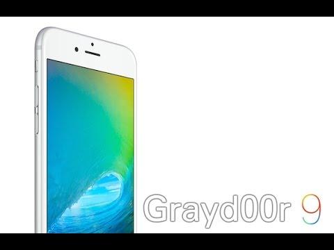 iOS 9 para antiguos dispositivos ipad, ipod touch.(Tutorial Oficial Español). Grayd00r