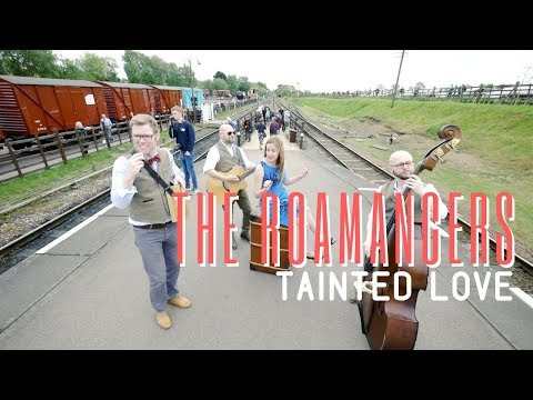 The Roamancers // Tainted Love // Book at Warble Entertainment