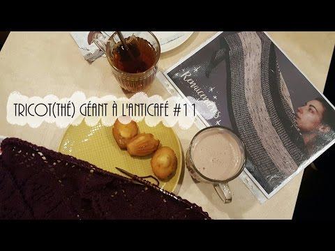 Tricot(thé) Géant à l'Anticafé #11