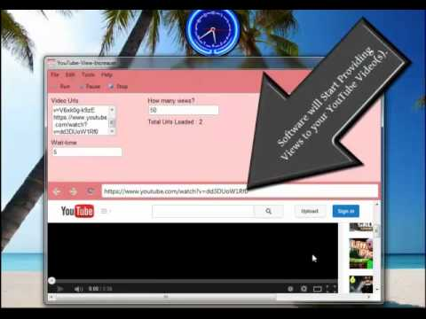 Youtube Views Increaser Software Bot 2015 to increase and get free youtube views 3