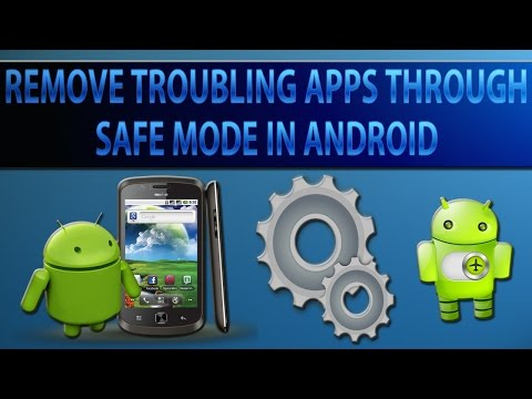 How to start android in safe mode? 2 Methods