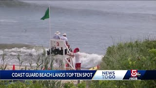 Cape beach named one of best in nation