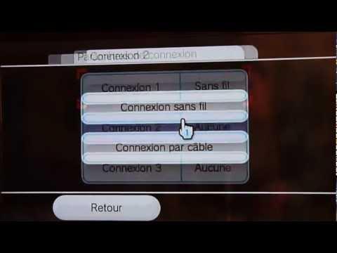 Comment mettre la Wi-Fi sur la Wii ?