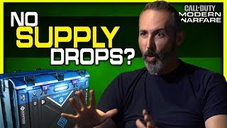 No Supply Drops in Modern Warfare?! | We'll see...