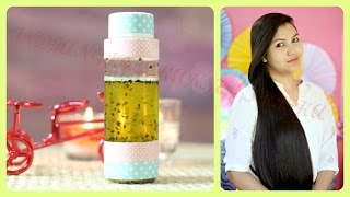 Naturally grow your hair faster and thicker/get healthy shiny long hair