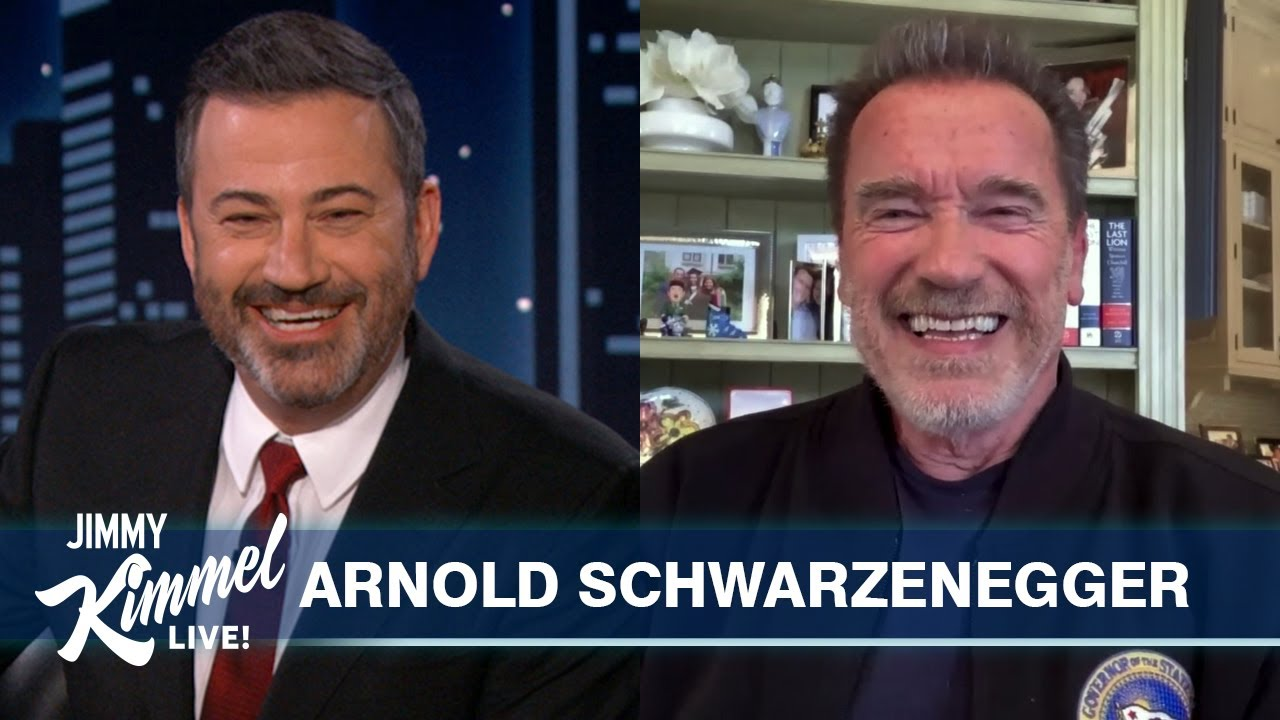 Arnold Schwarzenegger on Working Out High, Caitlyn Jenner's Run for Governor & Becoming a Grandpa