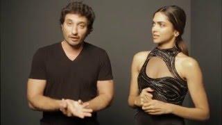 Deepika Padukone and Homi Adajania play Identity Swap