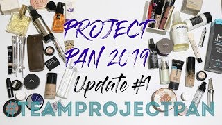 Project Pan 2019 - Update 1 | #TEAMPROJECTPAN