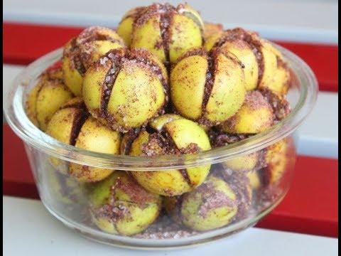 बिना तेल के बनाये निम्बू का अचार जो चलेगा सालों साल/punjabi style nimbu pickle by Raks HomeKitchen