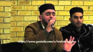 Shahbaz Hassan Qadri - Khudaya Ishq e Muhammad Main - High Wycombe 2015