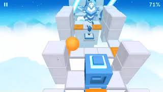 Rolling Sky - Castle In The Sky v2 100% 20/20 Gems