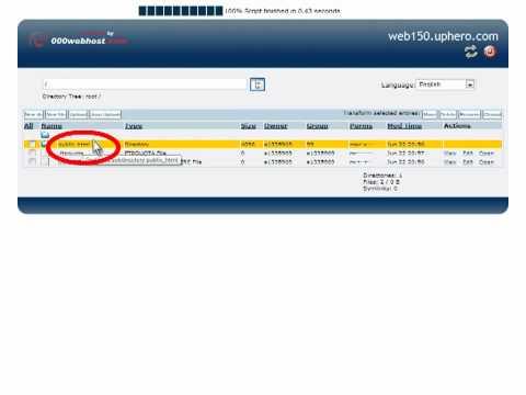 Free Web Hosting at 000webhost com