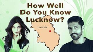 Find Out How Well Do Farhan Akhtar & Diana Penty Know Lucknow | Lucknow Central