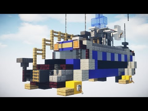 Minecraft Fortnite Battle Royale Battle Bus Tutorial