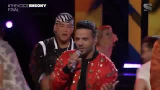 The Voice 2017  Luis Fonsi Ft Daddy Yankee Despacito