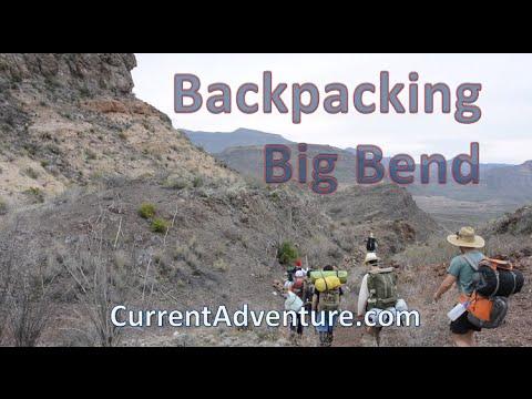 True desert experience -- Backpacking Big Bend, Part 2