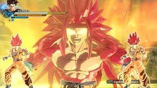 Goku Black (Super Saiyan Rosé 4) | Dragon Ball Xenoverse 2 Mod