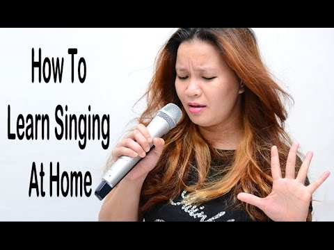 Vocal Lessons - How To Learn Singing At Home