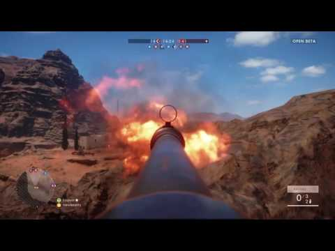 Battlefield One - ( AT Rocket Sniper + Funny Moments!)