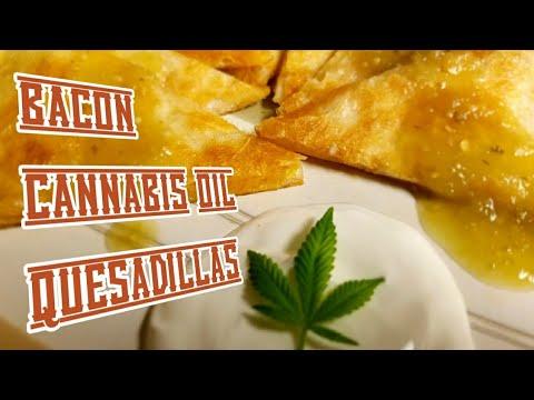 Bacon Cannabis Oil - Quesadillas