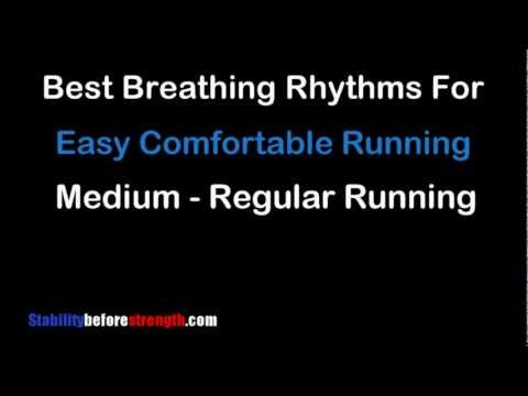Running Tips for Beginners 1 - Best Breathing While Running