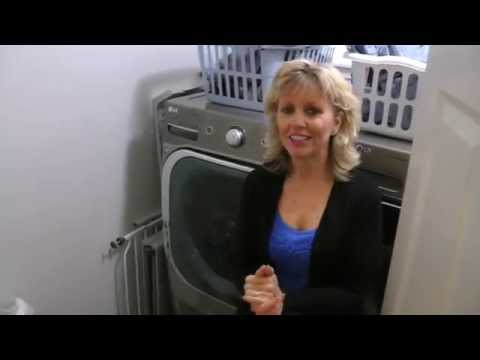 How Laundry Pedestals Can Help Your Back!