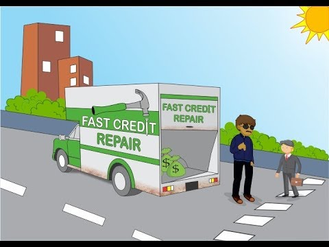 How To Remove ALL Negative Credit Items Legally & Permanently