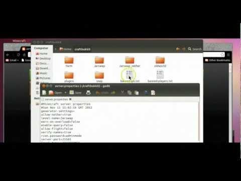 Install Craftbukkit and Worldedit [ Minecraft 1.4.2 r0.2 ] with Ubuntu