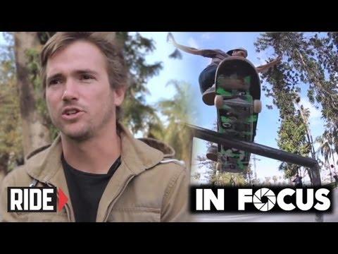 How To: Shutter Speeds & Frame Rates - Skateboarding Cinematographer Russell Houghten -In Focus