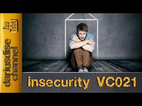 BINDING & CASTING OUT DEMONS of INSECURITY  VC021
