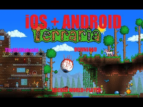 [NOT SUPPORTED (OLD)] Terraria iOS+Android Player+World Download NO JAILBREAK