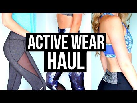 ACTIVE WEAR HAUL | Nike, Adore Me